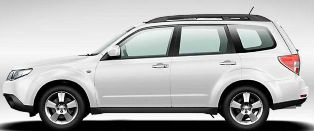 2012 Subaru Forester 2.5XT AWD Turbo now cheaper after revised pricing