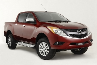 The new 2012 Mazda BT-50 is now available