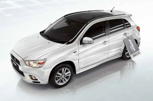 200 units only Mitsubishi ASX Euro available now