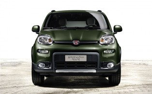 First A-segment 4WD, the Fiat Panda 4×4 coming to Paris