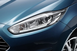 Ford Fiesta facelift unveiled with SYNC, MyKey and other goodies