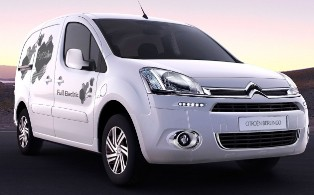 Citroën Electric Berlingo to be showed in Hanover