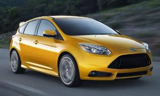 Ford launches a surprise with the very-fast Ford Focus ST