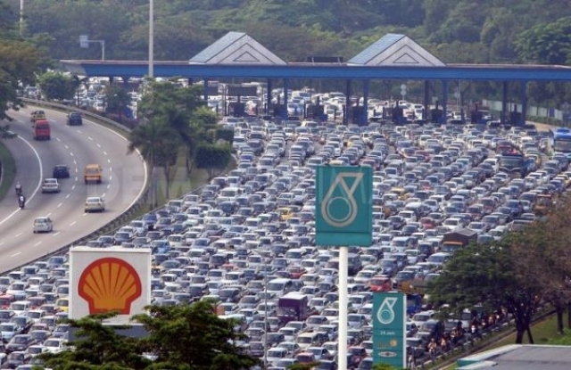 4 Main Causes of Traffic Jams in Malaysia