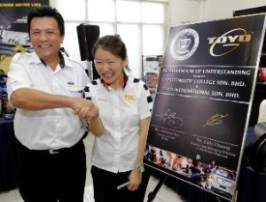 TOC and Toyo – 2 Malaysian brands making waves in the automotive industry