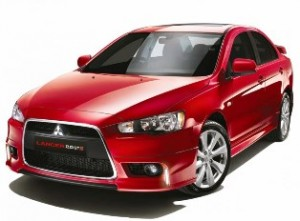 Mitsubishi Lancer 2.0 GTE – Cheaper and more goodies