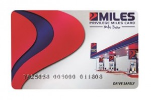 New Miles privilege card by Petron Malaysia to replace outgoing Smiles card