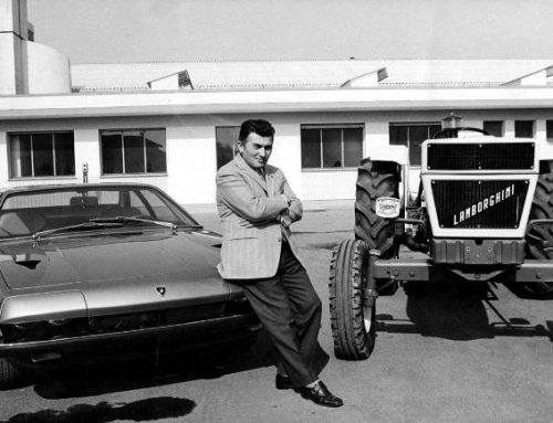 Lamborghini – From insults and rags to riches