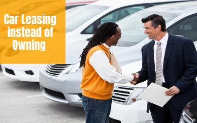 Car Leasing instead of Owning