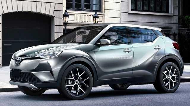 Futuristic Toyota RAV4