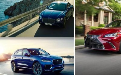Top Sports and Luxury Cars 2019