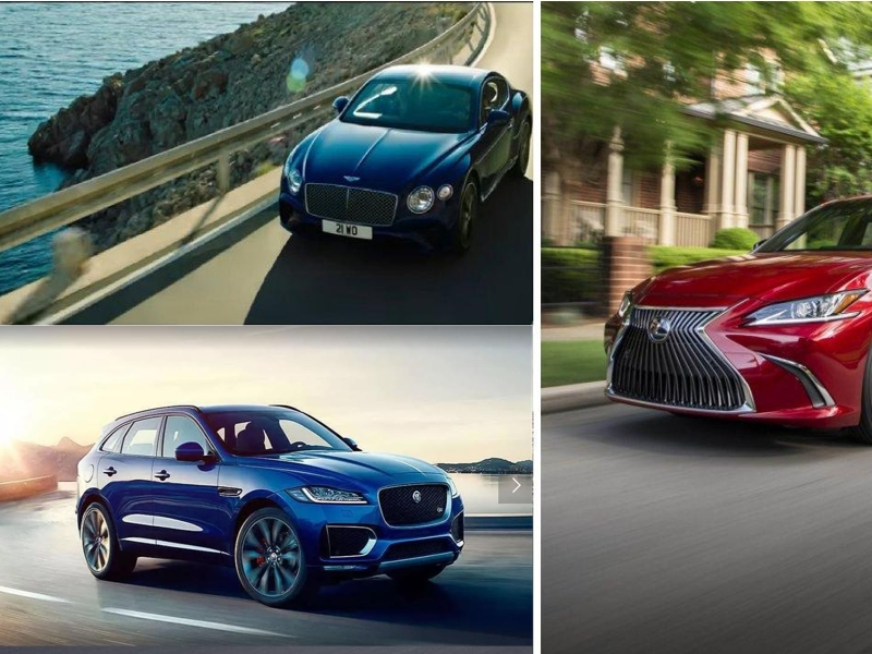Best Luxury Cars 2019: Top Sports And Luxury Cars 2019