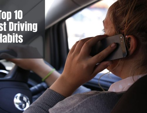 Top 10 Worst Driving Habits
