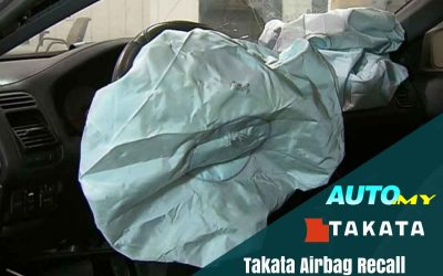 Takata airbag recall – What you should know?